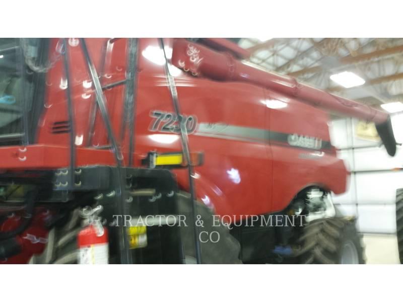 CASE COMBINES 7230 equipment  photo 2