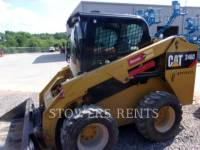 Equipment photo CATERPILLAR 246D CAB MINICARGADORAS 1