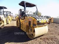 Equipment photo CATERPILLAR CB7 ROLO COMPACTADOR DE ASFALTO DUPLO TANDEM 1