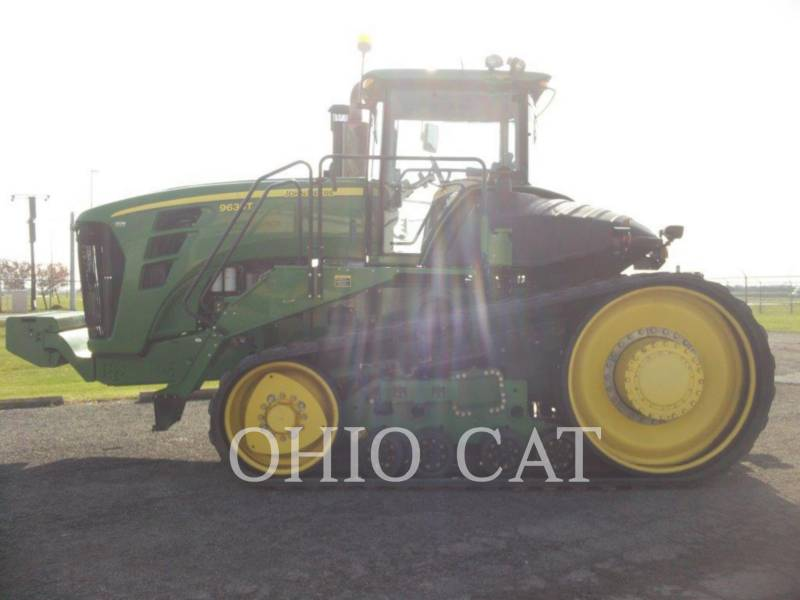 JOHN DEERE TRACTEURS AGRICOLES 9630T equipment  photo 4