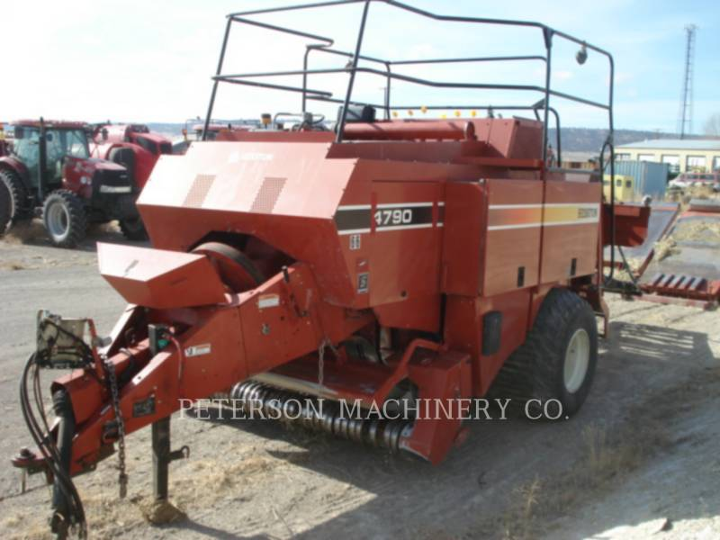 HESSTON CORP TRACTORES AGRÍCOLAS HT4790 equipment  photo 2