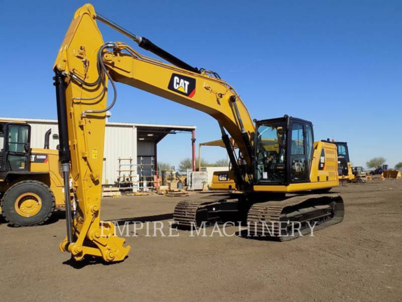 CATERPILLAR KETTEN-HYDRAULIKBAGGER 323-07 equipment  photo 4