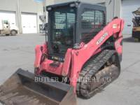 Equipment photo KUBOTA TRACTOR CORPORATION SVL75 SCHRANKLADERS 1