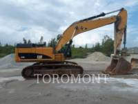 Equipment photo CATERPILLAR 374DL PELLES SUR CHAINES 1
