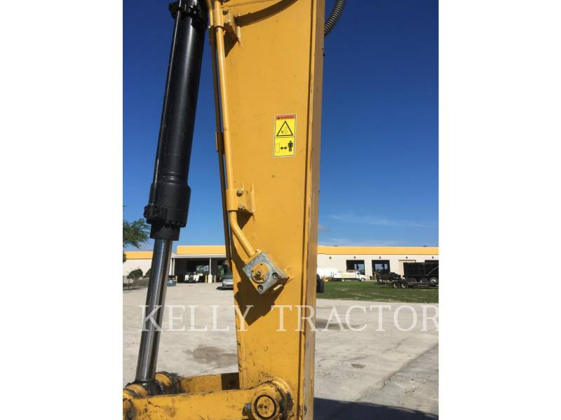 CATERPILLAR TRACK EXCAVATORS 313FLGC equipment  photo 14