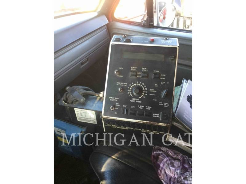 FORD TRUCK CAMIONS ROUTIERS F-SERIES  equipment  photo 12