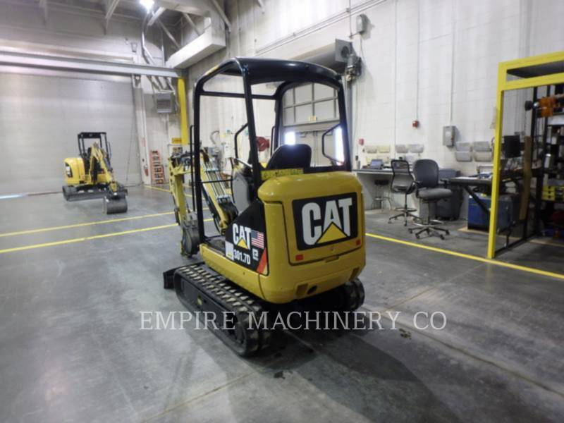 CATERPILLAR EXCAVADORAS DE CADENAS 301.7D OR equipment  photo 3
