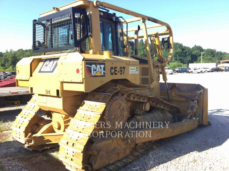 CATERPILLAR TRACK TYPE TRACTORS D6T equipment  photo 5