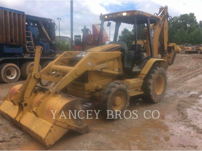 CATERPILLAR SKID STEER LOADERS 416D equipment  photo 1