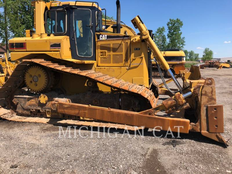 CATERPILLAR TRACK TYPE TRACTORS D6RL C equipment  photo 2