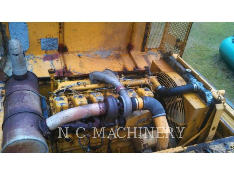 KOBELCO / KOBE STEEL LTD FORSTMASCHINE K912 equipment  photo 8