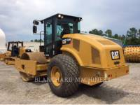Equipment photo CATERPILLAR CS66B COMPACTEUR VIBRANT, MONOCYLINDRE LISSE 1