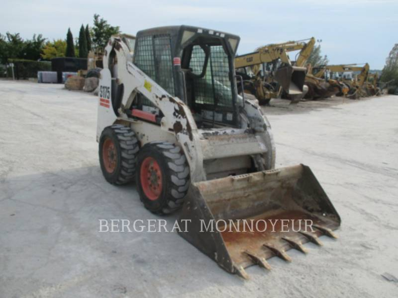 BOBCAT スキッド・ステア・ローダ S175 equipment  photo 4