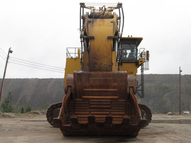 CATERPILLAR PELLE MINIERE EN BUTTE 6060FS equipment  photo 5
