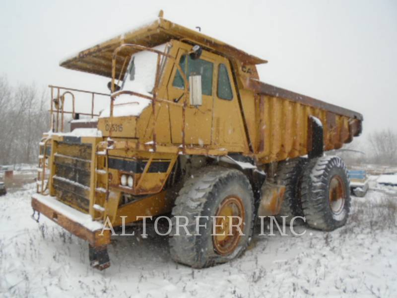 CATERPILLAR ARTICULATED TRUCKS 773B equipment  photo 1