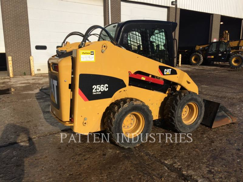 CATERPILLAR MINICARREGADEIRAS 256C 2AIRH equipment  photo 2