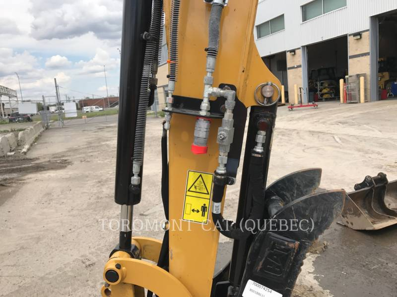 CATERPILLAR PELLES SUR CHAINES 303.5E2 CR equipment  photo 10