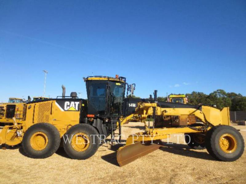 CATERPILLAR MOTONIVELADORAS 14M equipment  photo 6