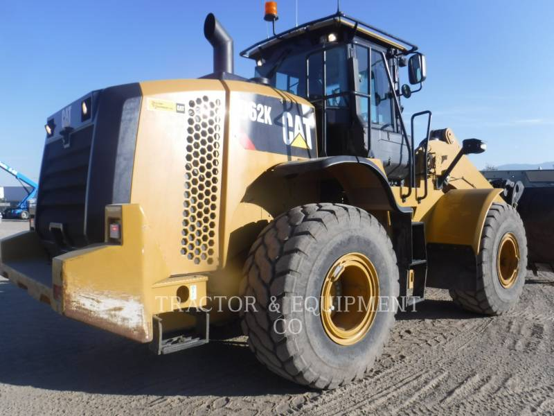 CATERPILLAR CARGADORES DE RUEDAS 962K equipment  photo 6