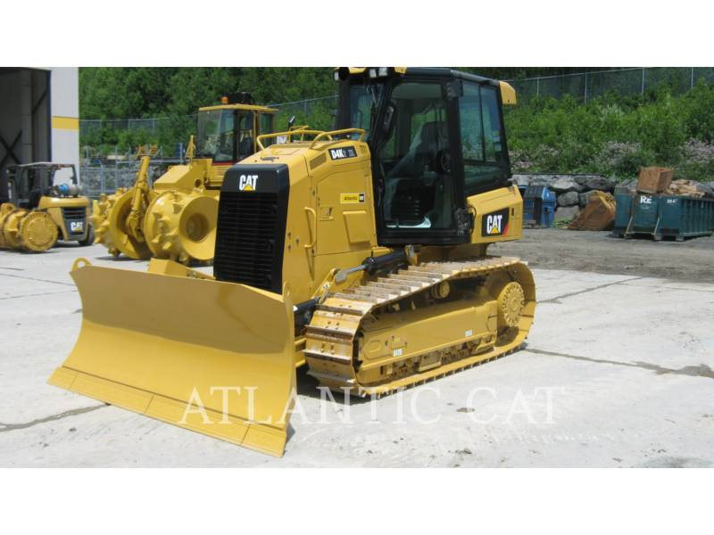 CATERPILLAR TRACTOR DE CADENAS PARA MINERÍA D 4 K 2 XL equipment  photo 2