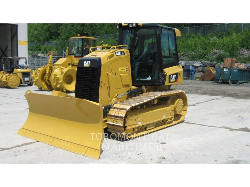 CATERPILLAR TRATTORE CINGOLATO DA MINIERA D4K2XL equipment  photo 2