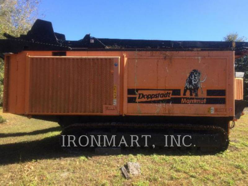 DOPPSTADT SLOW SPEED SHREDDER DW3080K equipment  photo 1