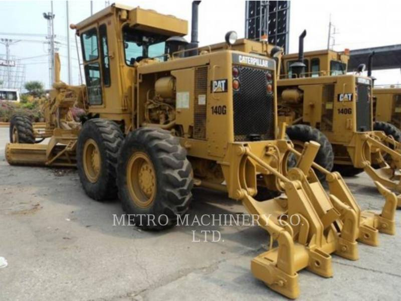 Caterpillar AUTOGREDERE 140G equipment  photo 6