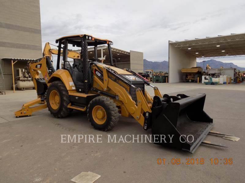 CATERPILLAR GRAAF-LAADCOMBINATIES 420F2IT equipment  photo 1