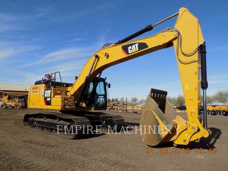 CATERPILLAR TRACK EXCAVATORS 330FL equipment  photo 1