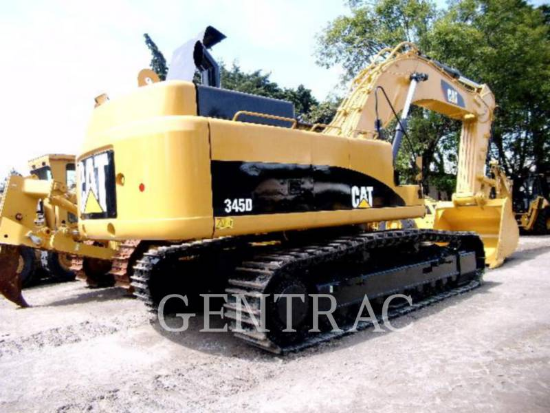 CATERPILLAR KOPARKI GĄSIENICOWE 345DL equipment  photo 7