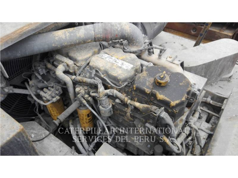 CATERPILLAR CHARGEUSE POUR MINES SOUTERRAINES R1600G equipment  photo 7
