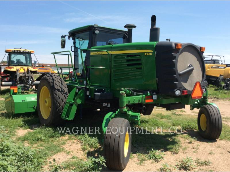 JOHN DEERE AG HAY EQUIPMENT R450 equipment  photo 2