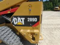 CATERPILLAR CARGADORES MULTITERRENO 289D equipment  photo 24