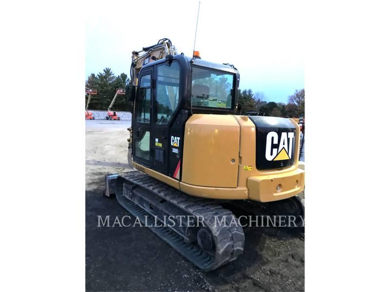 CATERPILLAR EXCAVADORAS DE CADENAS 308E2CRSB equipment  photo 22