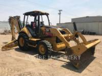CATERPILLAR BAGGERLADER 450F equipment  photo 2