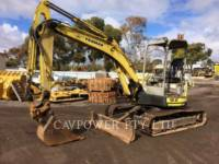 Equipment photo YANMAR VIO 55 - B PELLES SUR CHAINES 1