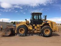 CATERPILLAR WHEEL LOADERS/INTEGRATED TOOLCARRIERS 950H FC equipment  photo 1