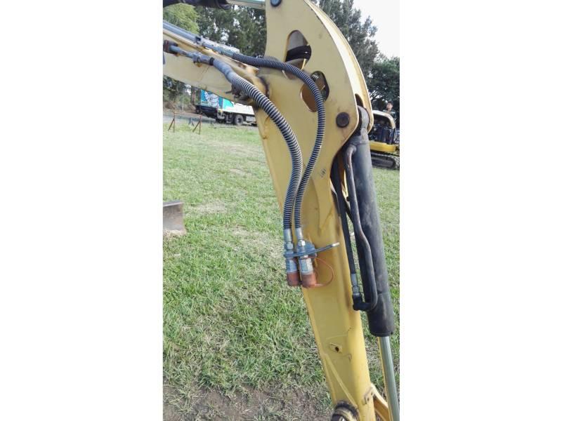CATERPILLAR KETTEN-HYDRAULIKBAGGER 302.7DCR equipment  photo 13