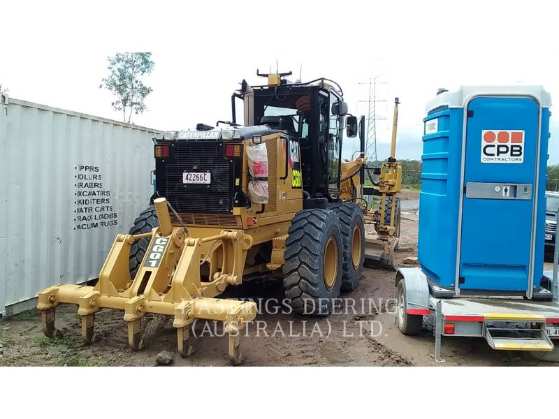 CATERPILLAR MOTORGRADERS 140M equipment  photo 4