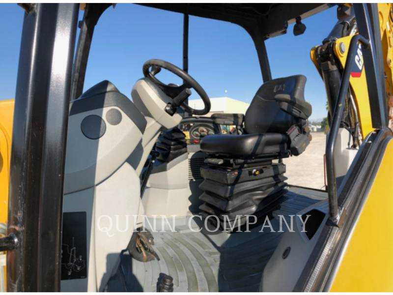 CATERPILLAR BAGGERLADER 430F equipment  photo 7