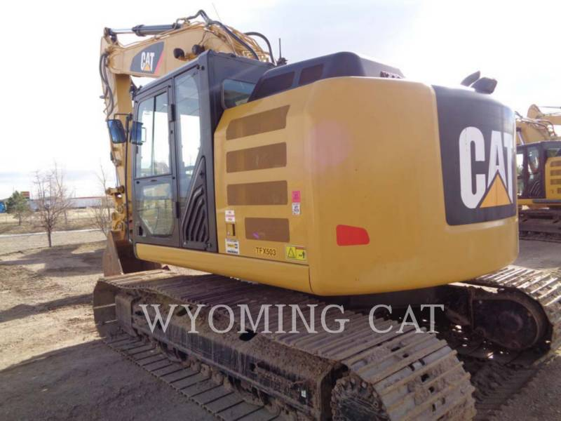 CATERPILLAR TRACK EXCAVATORS 320EL RR equipment  photo 10