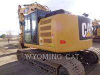 CATERPILLAR KETTEN-HYDRAULIKBAGGER 320ELRR equipment  photo 10