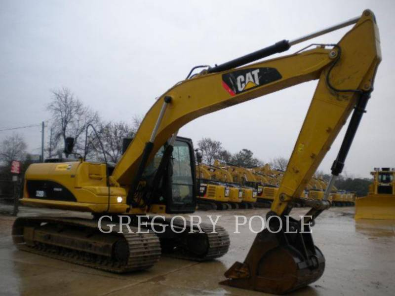 Caterpillar EXCAVATOARE PE ŞENILE 320D L equipment  photo 4