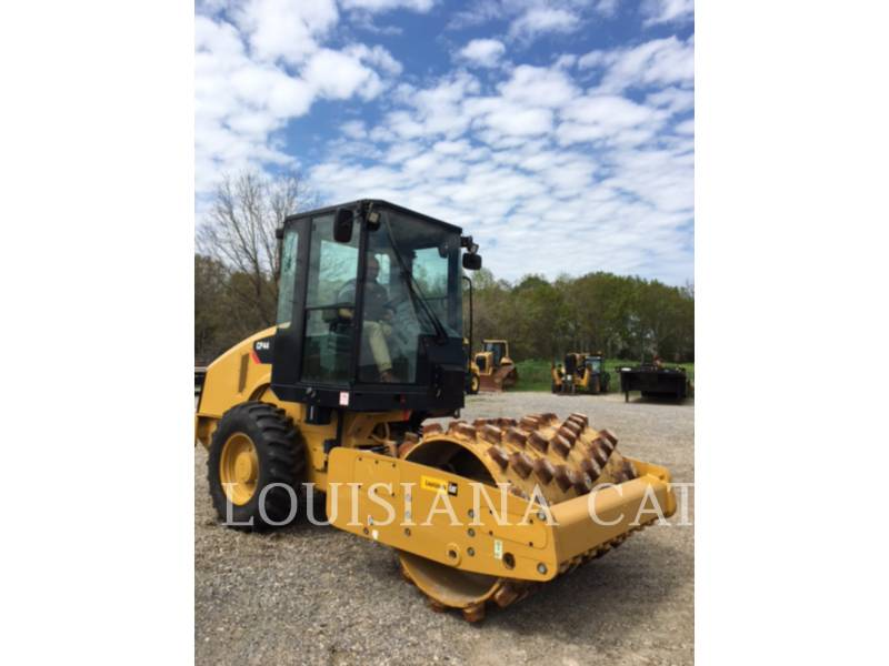 CATERPILLAR COMPACTEURS CP44 equipment  photo 3