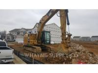 Equipment photo CATERPILLAR 316FL TRACK EXCAVATORS 1
