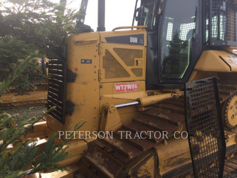 CATERPILLAR TRACTEURS SUR CHAINES D6N XL equipment  photo 3