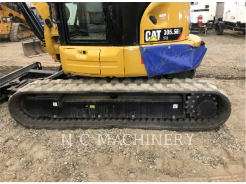 CATERPILLAR ESCAVATORI CINGOLATI 305.5E2CR equipment  photo 6