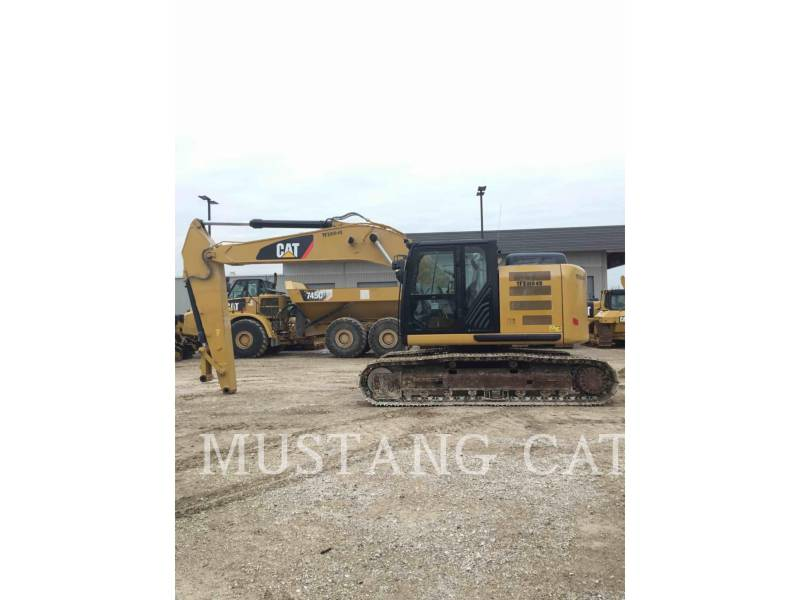 CATERPILLAR TRACK EXCAVATORS 320ELRR equipment  photo 3