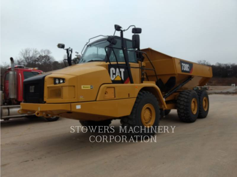 CATERPILLAR TOMBEREAUX ARTICULÉS 730C2 equipment  photo 1