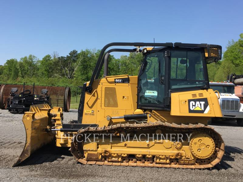 CATERPILLAR TRACTEURS SUR CHAINES D6K2 equipment  photo 1